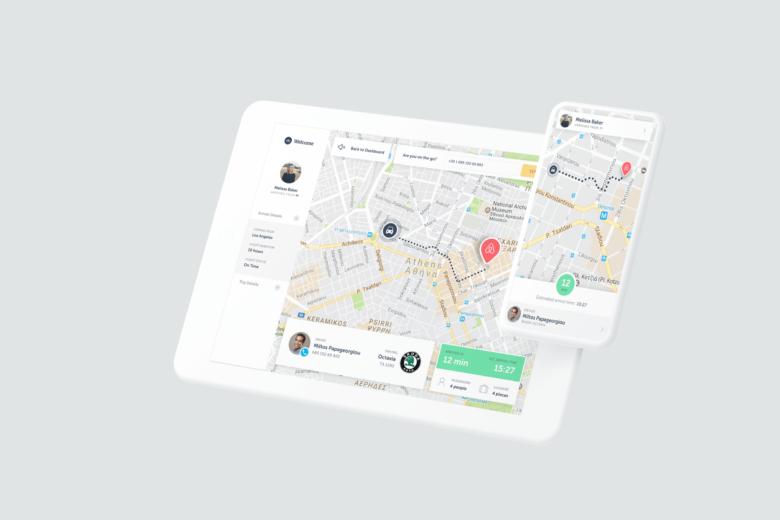 Welcome Pickups BnB Dashboard Live Tracking